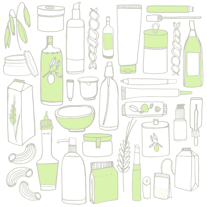 Damm-Massageöl